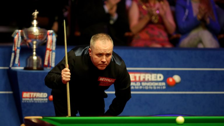 John Higgins won five frames in a row to draw level at 15-15 but finished as runner-up for the second successive year