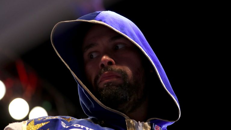 Tony Bellew targets Tyson Fury while David Haye ponders his future