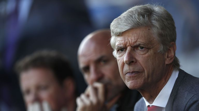 Arsene Wenger is considering his next role