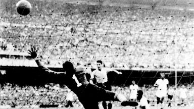 fifa live scores -                               World Cups remembered: Brazil 1950