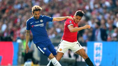 Chelsea battled past Manchester United to win the FA Cup