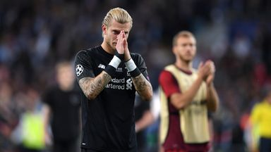 fifa live scores - Loris Karius admits errors against Real Madrid cost Liverpool Champions League title