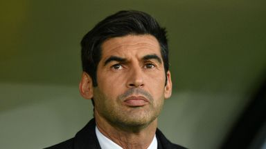 fifa live scores - Paulo Fonseca and Manuel Pellegrini favourites to be next West Ham manager