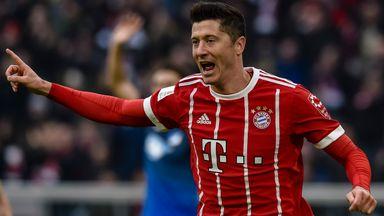 fifa live scores -                               Euro papers: United chase Lewandowski