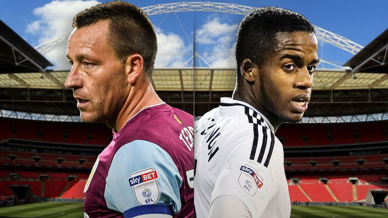 Sky Bet Championship Play-Off Final - Aston Villa v Fulham
