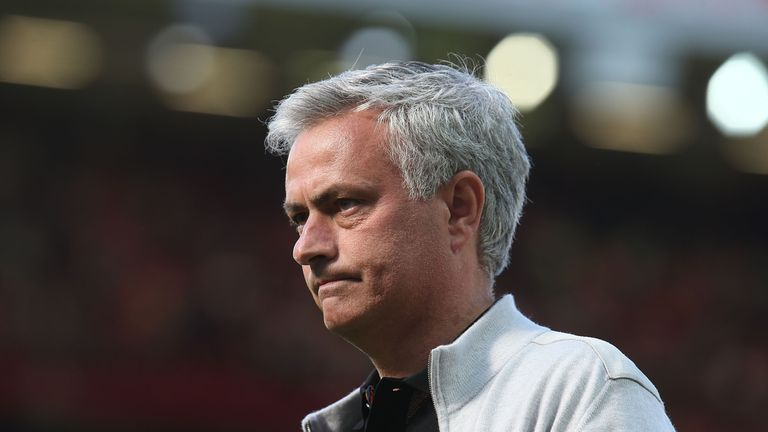 Jose Mourinho is making gradual improvement but his side are still not entertaining