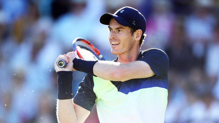 Andy Murray 'pumped' for Wimbledon... but five-set fitness remains unknown