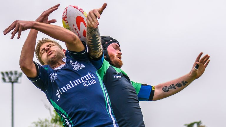 The Bingham Cup brings together gay and inclusive rugby union teams from all over the world (photo by Kevin Scott)