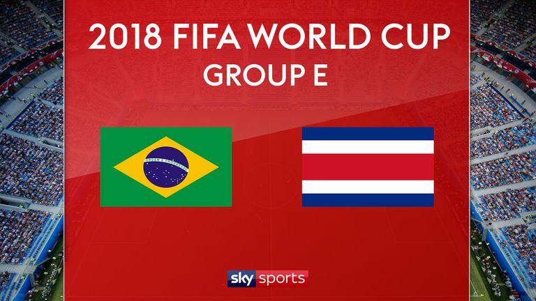 brazil v costa rica preview neymar to start world cup