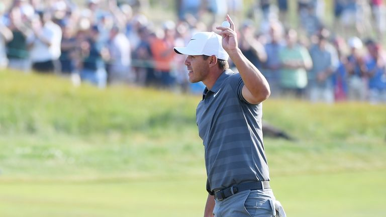 Koepka has only made seven worldwide starts in 2018