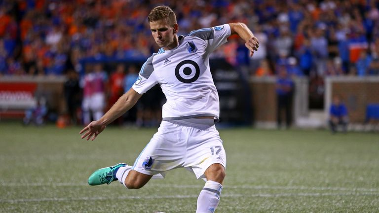 MLS midfielder Martin becomes US sport's only openly gay man