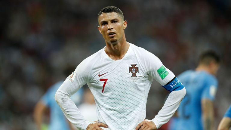 Ronaldo was unable to inspire Portugal to a quarter-final spot