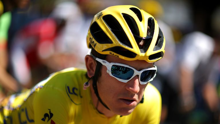 Sky's Thomas tunes up for Tour with Dauphine success