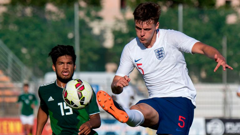 England U21s claim third successive Toulon Tournament title