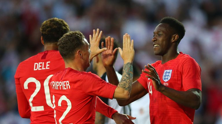 England will edge Tunisia, thinks Merse