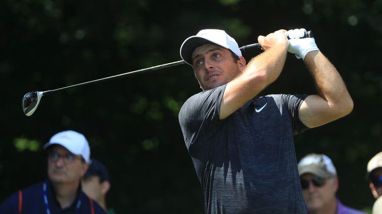 Molinari seeks to end 71-year Italian drought on PGA Tour