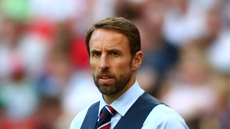 Southgate has given Pickford the England No 1 shirt for this summer's World Cup in Russia
