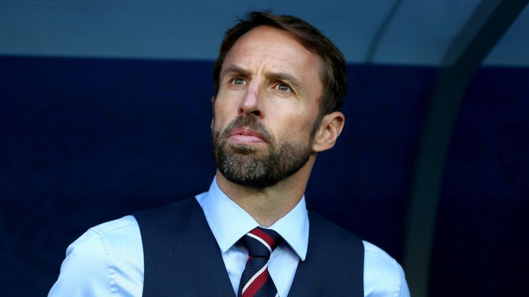 Gareth Southgate's England will face Colombia in the last 16 next Tuesday
