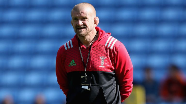 Graham Rowntree also left the club last month