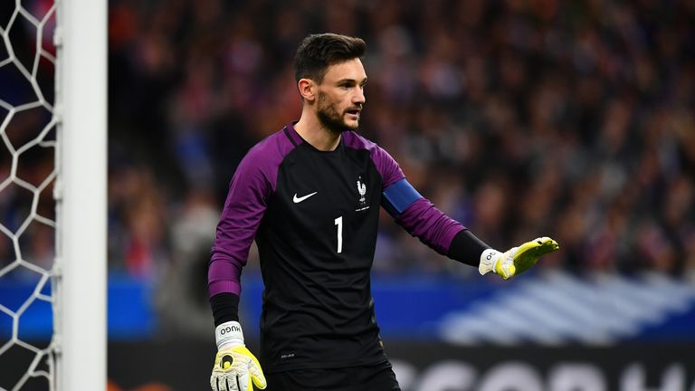 Lloris has been one of the standout goalkeepers at the 2018 World Cup