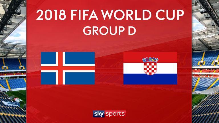 Iceland v Croatia