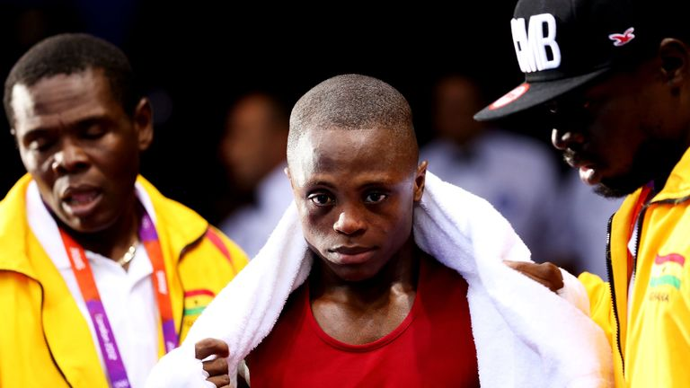 WBO champion Isaac Dogboe became Ghana's latest world title holder