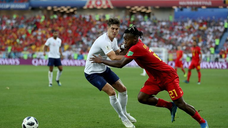 Belgium finished Group G winners after a 1-0 win over England