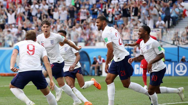 英格兰队是2018年世界杯的专家