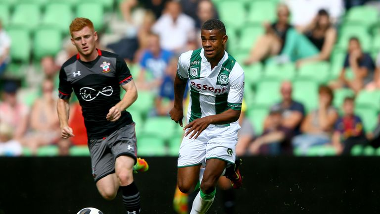 Juninho Bacuna scored three goals and added five assists for FC Groningen last season