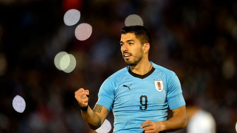 Luis Suarez set to write more headlines in Russia