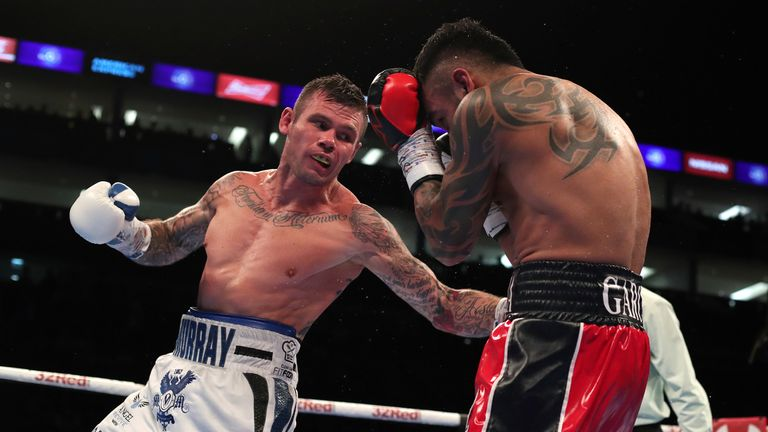 Billy Joe Saunders Trolls Martin Murray After Win