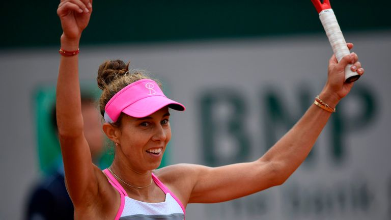Mihaela who? Buzarnescu making a name for herself