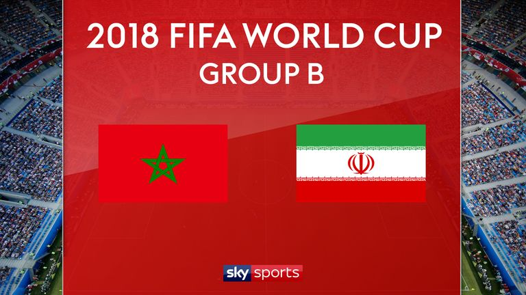 World Cup match report Morocco v Iran 15 June 2018