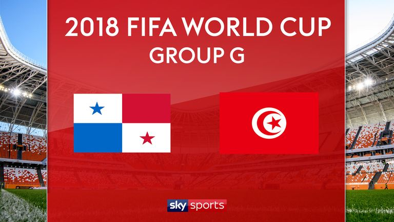 Panama v Tunisia 28 June 2018