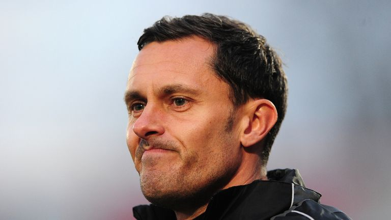 Hurst's Shrewsbury team narrowly missed out on promotion from League One last season