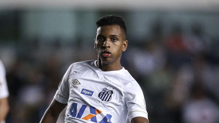 Transfer News Real Madrid snap up Brazilian teenager 3 hours ago