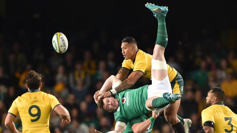 Hooper to miss four weeks, in doubt for rest of Waratahs season