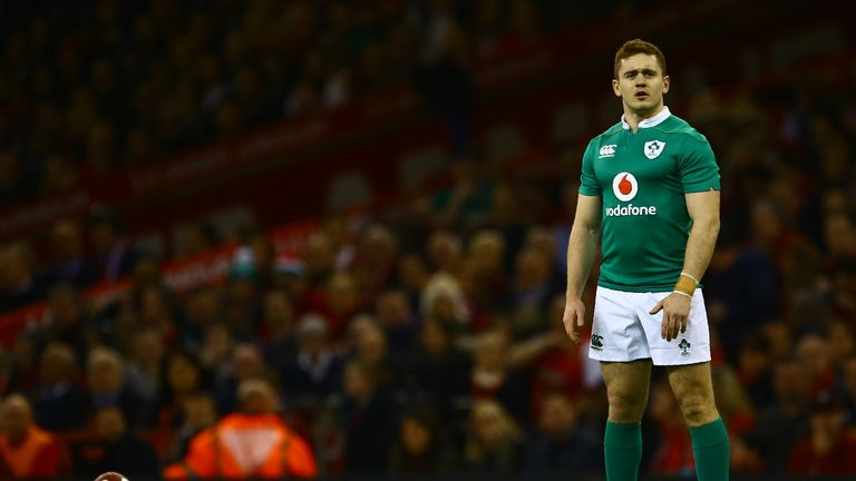 Paddy Jackson has been officially signed by French club Perpignan