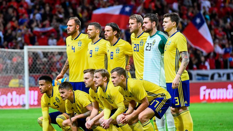 Sweden will travel to Russia without Ibrahimovic