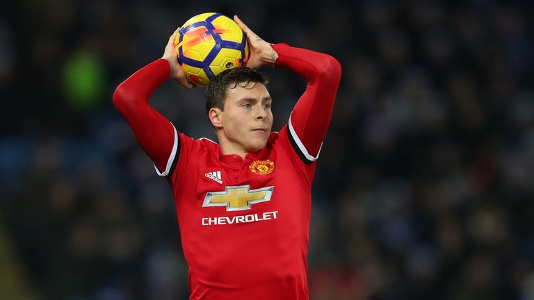 Victor Lindelof could be leaving Man Utd this summer