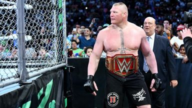 Brock Lesnar has been handed an ultimatum by Raw general manager Kurt Angle