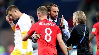 fifa live scores -                               Pick your England XI v Panama