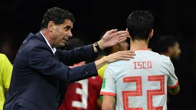 fifa live scores -                               Hierro: Take nothing for granted