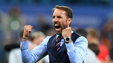 fifa live scores -                               Southgate: I was proud at 1-1