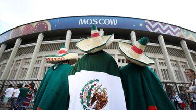 fifa live scores -                               FIFA opens Mexico homophobia case