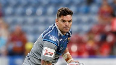 Danny Brough has been charged with dangerous contact