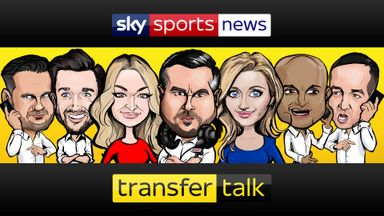 Transfer Talk has all the latest on Liverpool and Everton