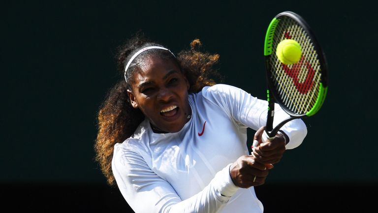 Serena Williams says she's drug tested too much