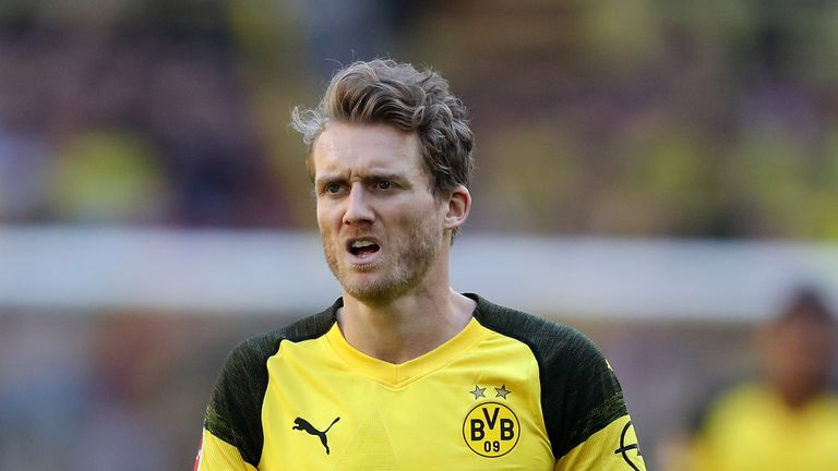 Andre Schurrle has been at Dortmund for two years