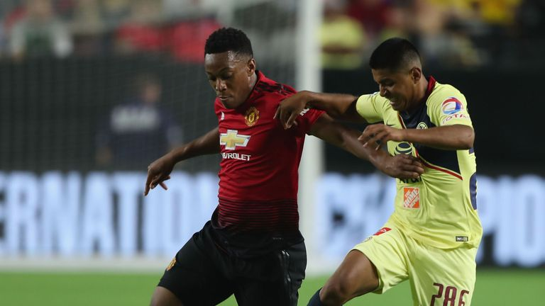 Manchester United adamant Anthony Martial won't be sold this summer